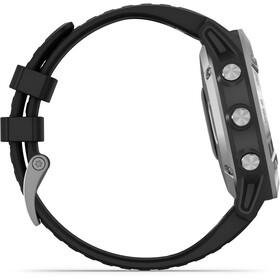 Garmin Fenix 6 Reloj Inteligente, negro/Plateado